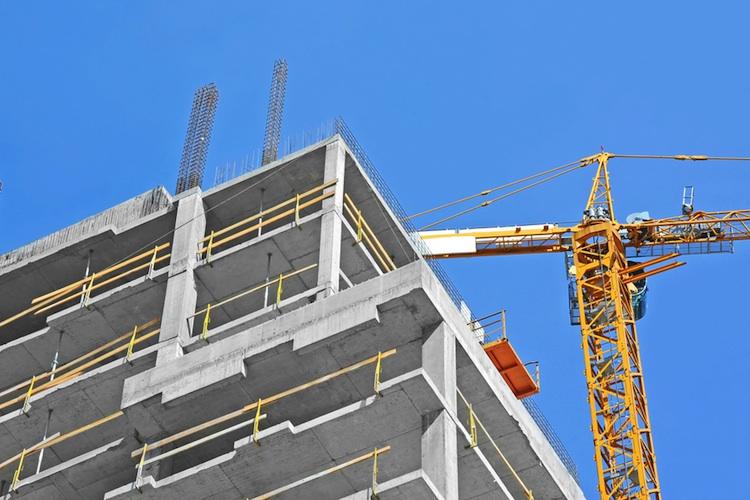 Baustelle-wohungsbau-shutt 269614259 in Immobilienbranche diskutiert über Flüchtlingsunterkünfte