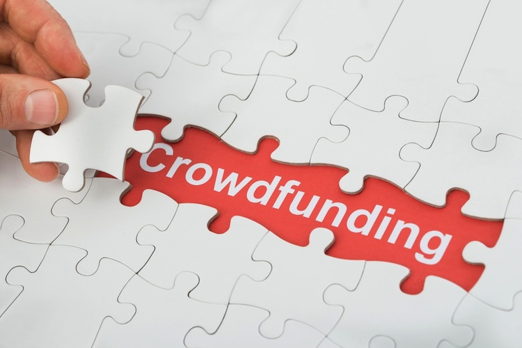 Crowdfunding-shutt 246709645 in Crowdfunding-Plattform Renditefokus geht an den Start