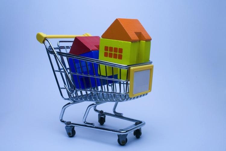 Einkaufswagen-haus-shutt 5070589 in Nachfrage nach Wohnimmobilien ist ungebrochen