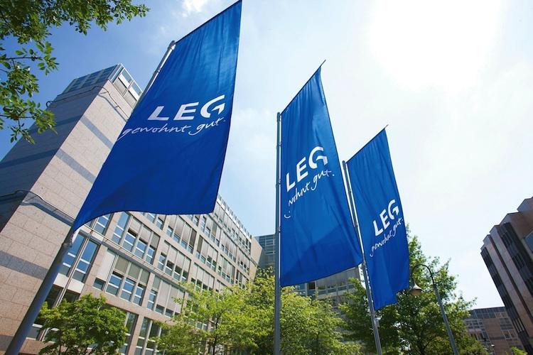 LEG-Headquarters- in LEG schlägt wieder zu: Kapitalerhöhung für neue Wohnungen