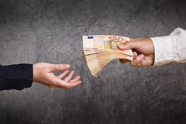 Betrug-bestechung in Kriminelle nutzen Mangel an bezahlbarem Wohnraum in Berlin für schweren Betrug