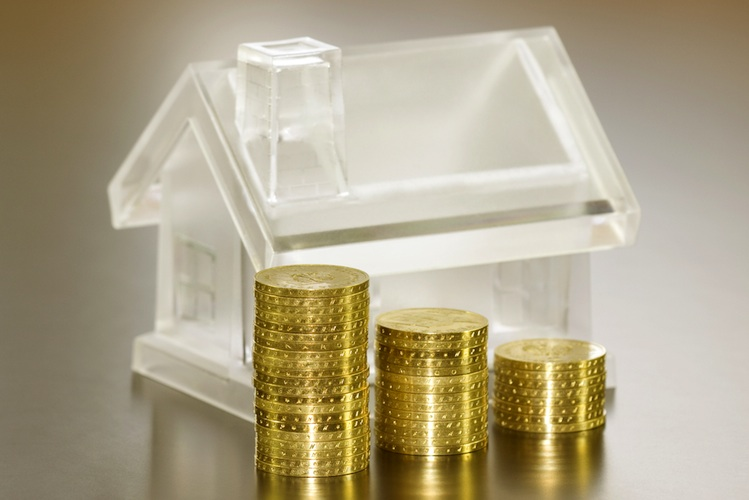 Die Immobilienwerte stiegen in letzter Zeit stark an.