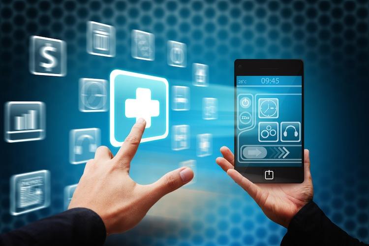 Online-gesundheit in Deutsche stehen digitalem Gesundheitswesen offen gegenüber