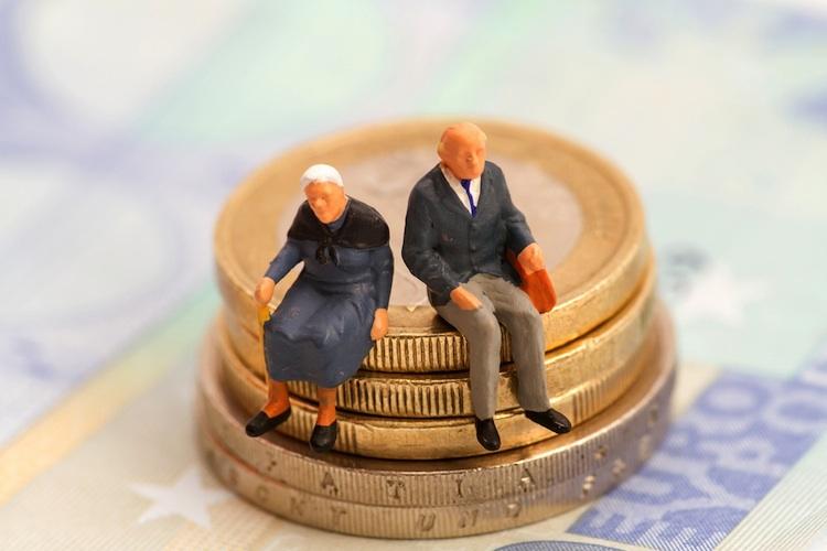 Altersvorsorge1 in Deutsche vernachlässigen ihre Altersvorsorge