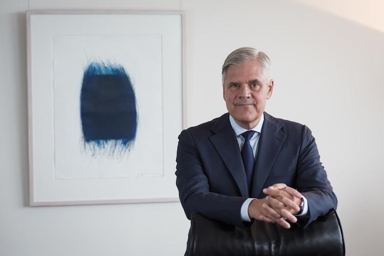 Andreas-Dombret-Bundesbank in Bundesbank verteidigt neue Regeln für Risikoberechnung