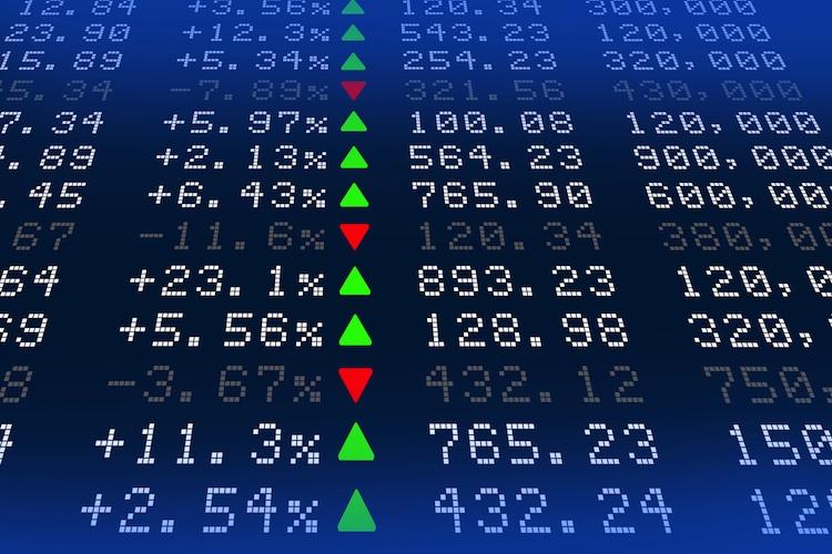 Boerse Shutterstock 213510847-Kopie-2 in Ruhiger Börsenhandel vor US-Arbeitsmarktdaten