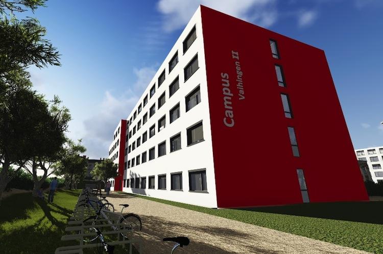 Campus-Stuttgart-II in Campus Stuttgart II verkauft