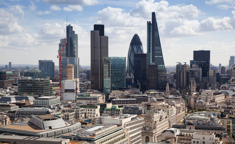 City-of-London in Deutsche Finance Group expandiert nach UK
