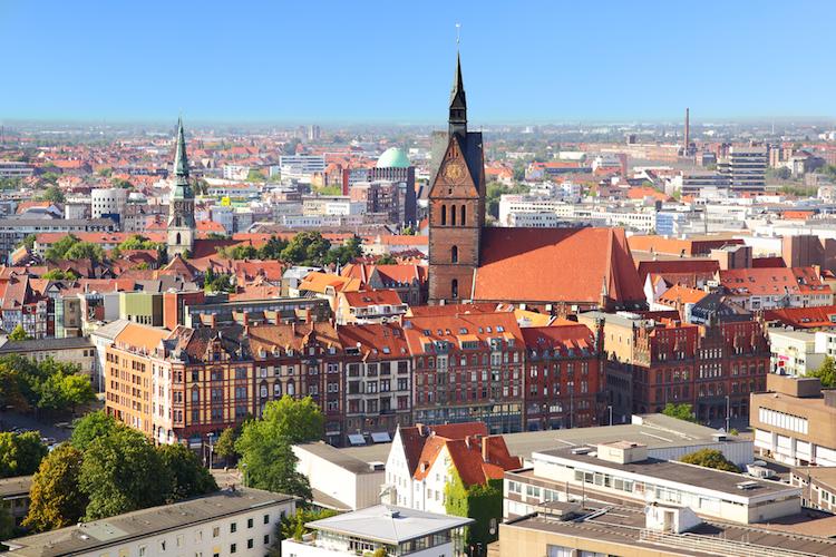 B-staedte-hannover in Immobilienpreisanstieg im Norden und Osten weniger schwunghaft