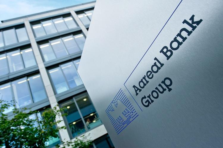 Aareal Bank Headquarter Wiesbaden in Aareal Bank baut auf Erholung der Wirtschaft im nächsten Jahr