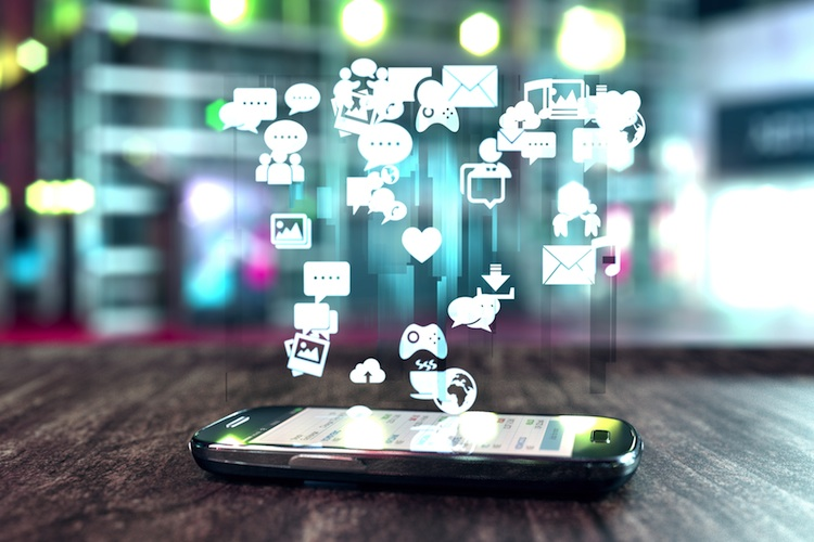 Blau direkt digitalisiert Makler für App