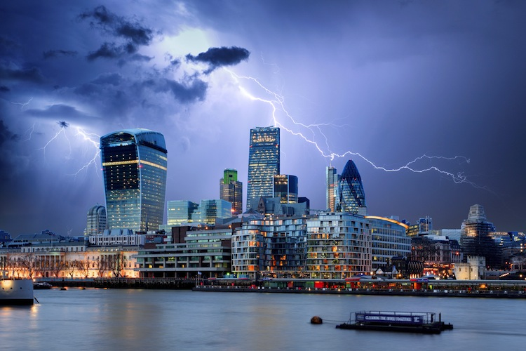 London-Gewitter-750 in Brexit: Ifo-Institut plädiert für Norwegen-Modell