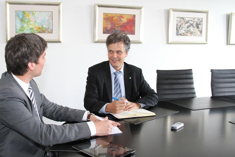 Herbert Schneidemann: Zehn Termine am Tag müssen möglich sein