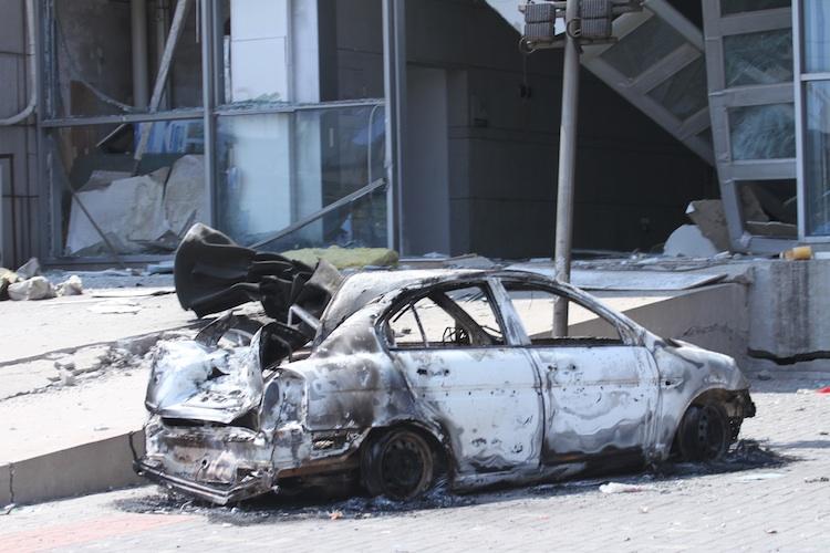 Versicherer: Schäden durch Explosionsunglück in China noch unklar