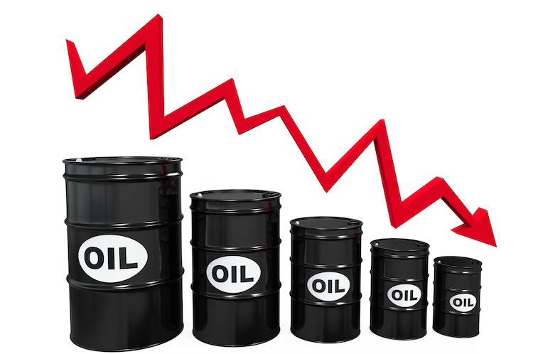 Lkurve in Absturz der Ölpreise hält Inflation niedrig