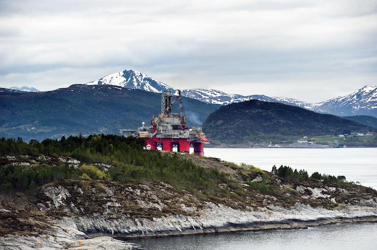 Lplattform-Norwegen in Nordea: Norwegen kämpft mit Ölpreisverfall