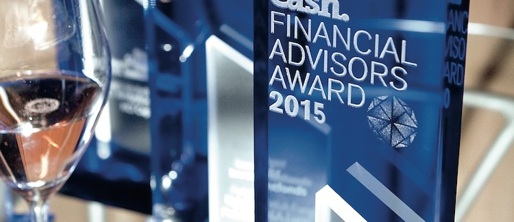 2015-faa in Financial Advisors Awards – die Nominierten 2015