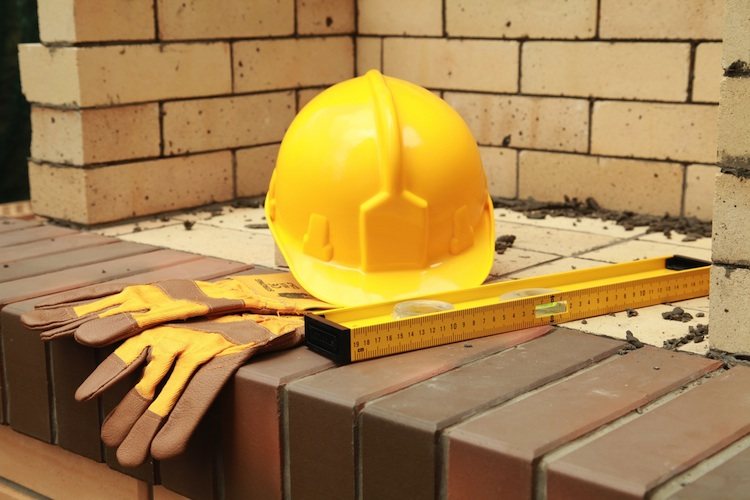 In den USA stiegen die Bauausgaben im Oktober an.
