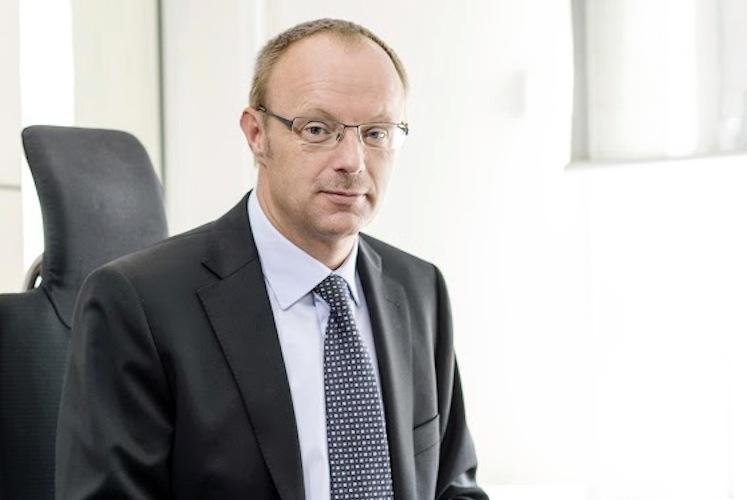 Alex Gadeberg, Vorstand der Fondsbörse Deutschland Beteiligungsmakler AG