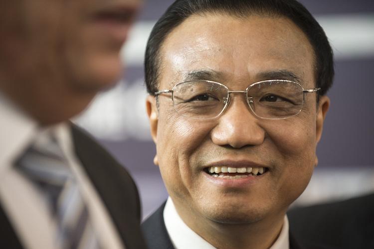Keqiang in Chinas Premier verspricht garantiertes Wachstum