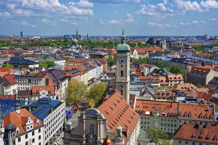 Shutterstock 263075717 in Möblierte Wohnungen: Run auf Objekte in München