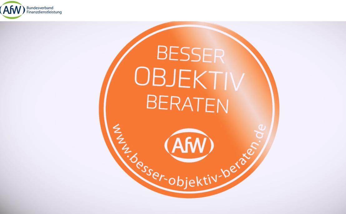 AfW: Kampagne für Vermittler gestartet