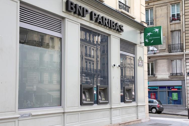 Starkes Privatkundengeschäft treibt BNP Paribas an
