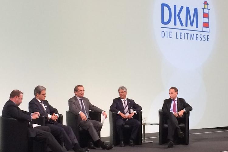 DKM 2015: Keine Furcht vor Fintechs