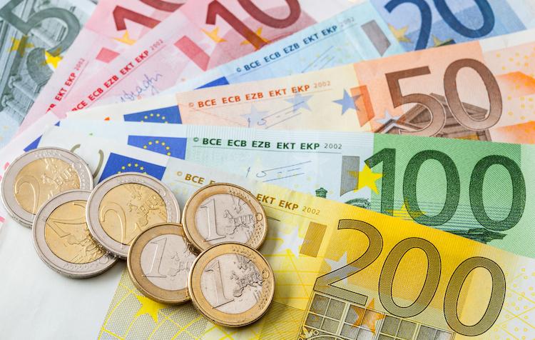 Euro in EZB: Ökonomen erwarten nur noch Mini-Inflation
