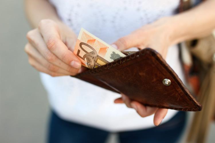 Geldb Rse in Deutsche halten an Bargeld fest