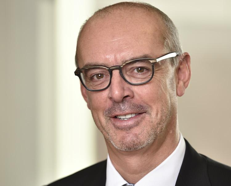 GertdeWinter in De Winter wird neuer Chef der Bâloise Holding