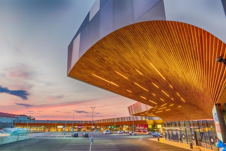 Hainburg Galleria Danubia in KGAL investiert erneut in Österreich