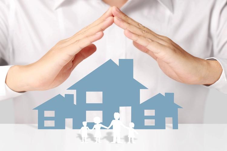 Immobilienversicherung Shutterstock 282346400-Kopie-2 in Immobilienfinanzierung: Baufi24 rät zu Abschluss einer Restschuldversicherung