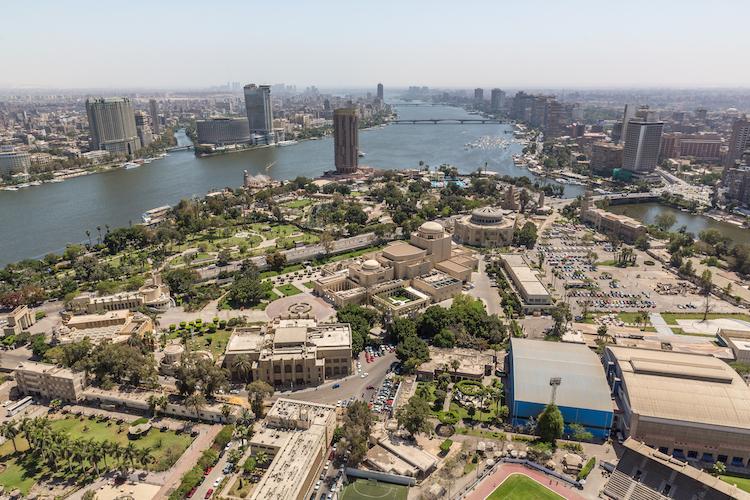 Kairo in Sutor Bank: Ägypten schlägt die Bric-Staaten