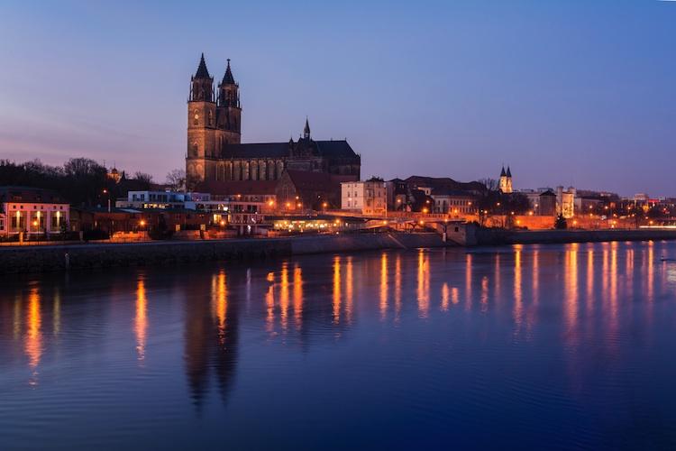 Magdeburg in Magdeburg: Grundstücksmarkt verzeichnet Spitzenumsätze