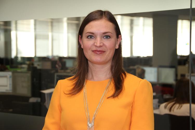 PITCHERS-Hazel-AxaIM in Axa Investment Managers mit neuer Marketing-Chefin