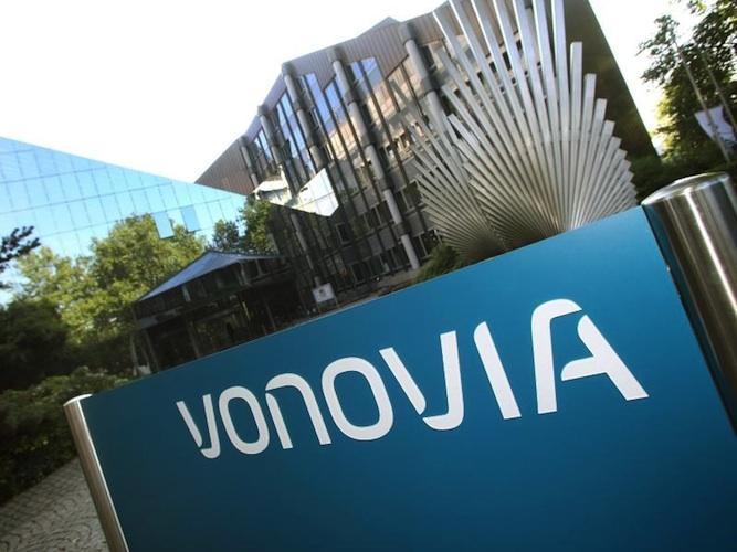 Vonovia in Vonovia schluckt Immobilienverwalter IVV