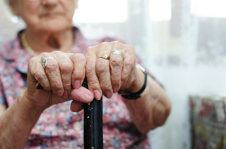Shutterstock 162933494 in Sozialverband: Trotz steigender Renten Altersarmut nicht gebannt