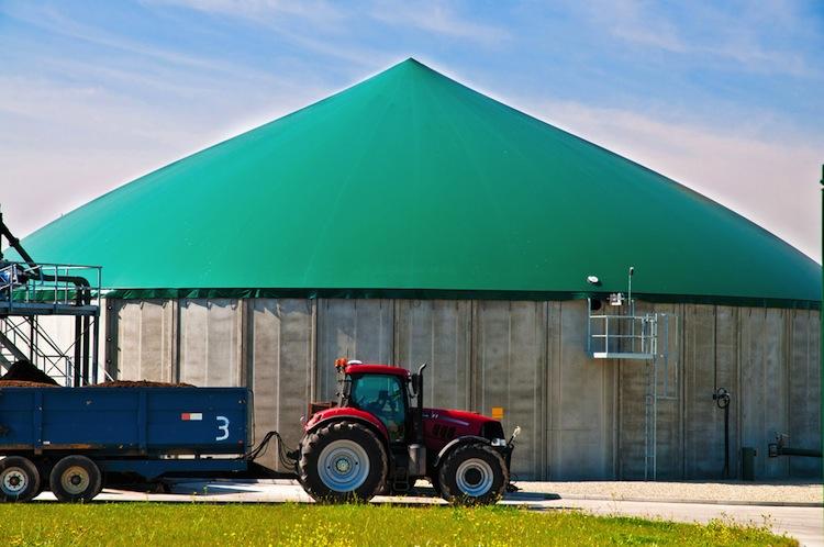 Shutterstock 213656755 in Agrarminister wollen Überleben der Biogas-Branche sichern