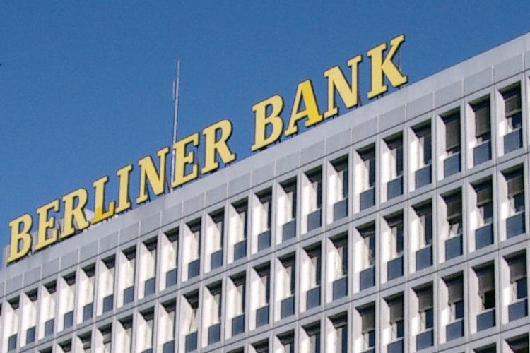 el-Wechsel: Berliner Bank wird zur Deutschen Bank ... on