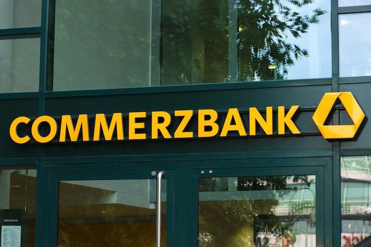 Die Commerzbank kann die Anleger aktuell nicht überzeugen.