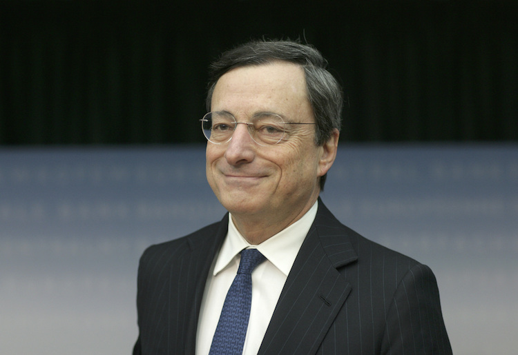 Draghi in Unigestion-Marktanalyse: The world is not enough
