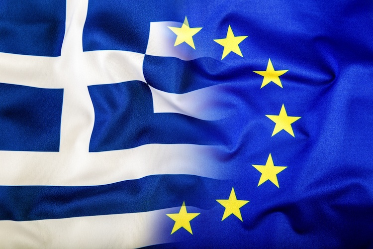 Griechenland-EU in ESM gibt Milliarden für Griechenland frei