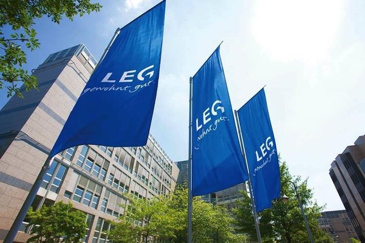 LEG-Hauptsitz Duesseldorf in LEG Immobilien bestätigt Prognose