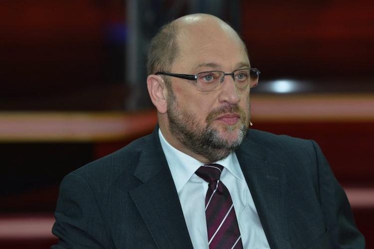 EU-Parlamentspräsident Schulz mahnt Umsetzung von Bankenunion an