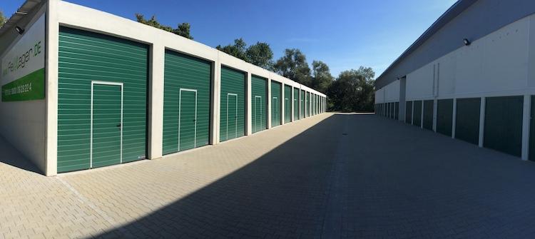 Valerum in Valerum Invest: Neuer Selfstorage Park im Vertrieb
