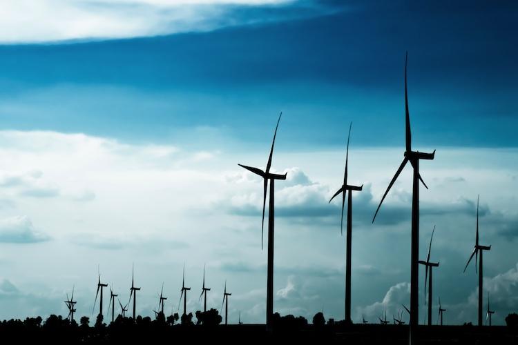 Windpark-Erneuerbare-Energien in Erneuerbare Energien: Furcht vor einem Fadenriss