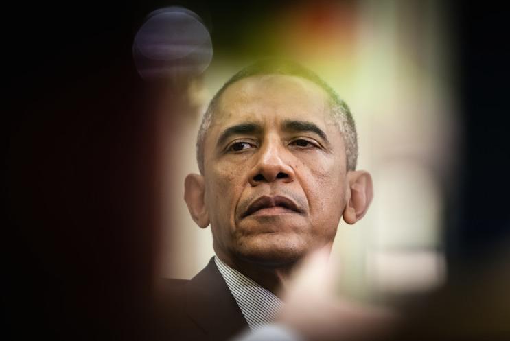 Barak-obama in Obamacare: UnitedHealth stellt Teilnahme infrage