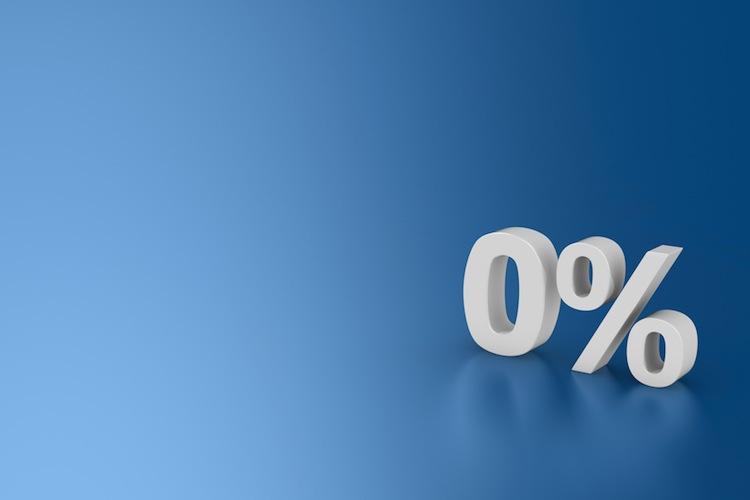 Sparer erwarten niedrige Zinsen