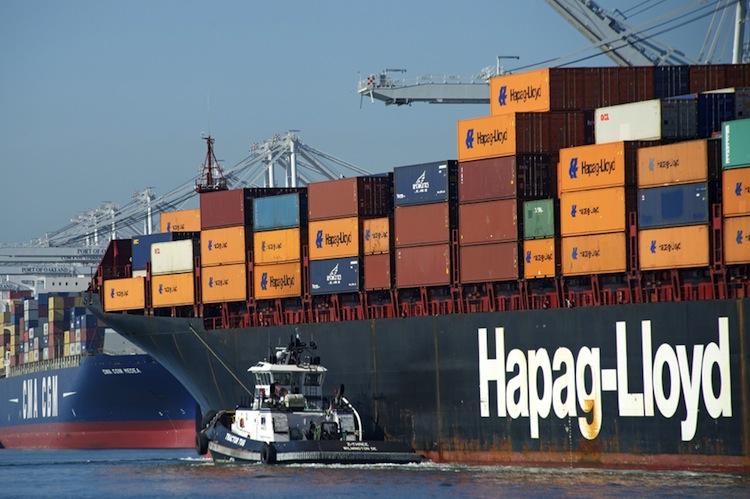 Shutterstock 248508853 in Hapag-Lloyd fährt nach Börsengang weiter mit Gewinn